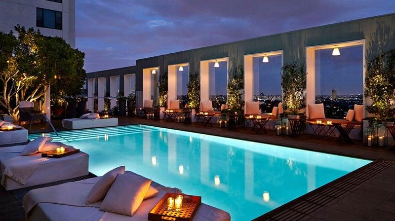 O que fazer em Los Angeles: Hotéis