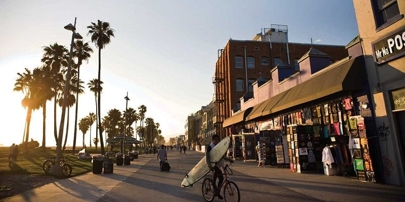 O que fazer em Los Angeles: Venice Beach