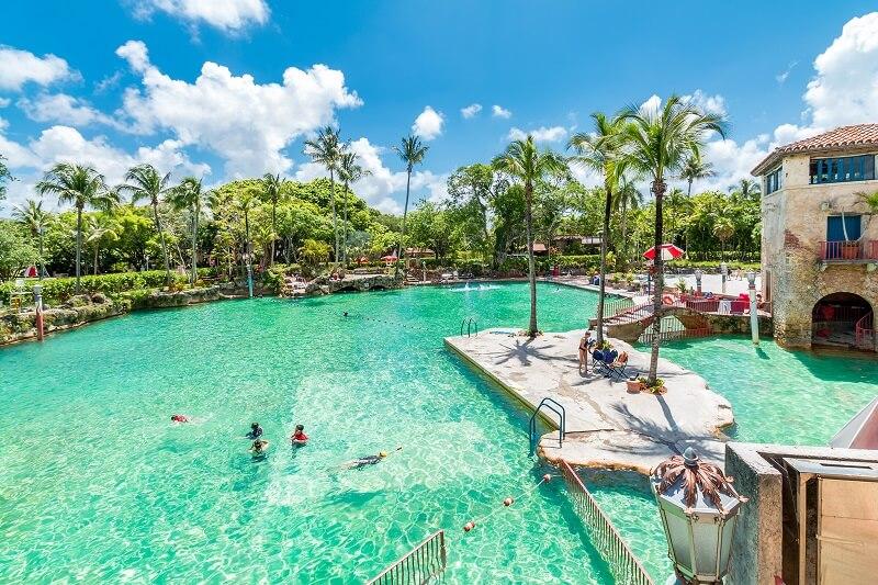 O que fazer em Miami: Piscina Veneziana
