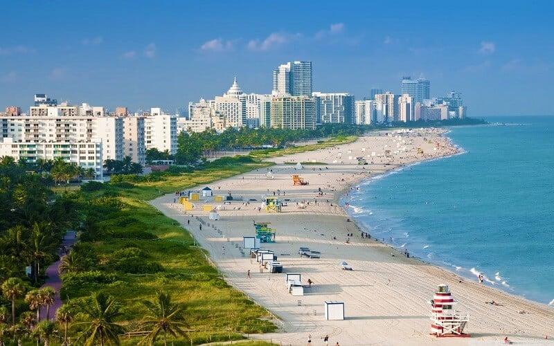 O que fazer em Miami: Praias