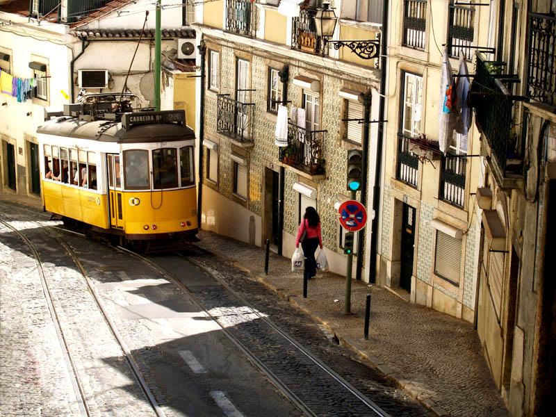 O que fazer em Lisboa: Tram 28