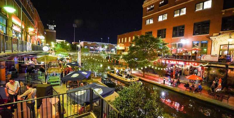 O Que Fazer em Oklahoma em Nova York: Bricktown Entertainment District