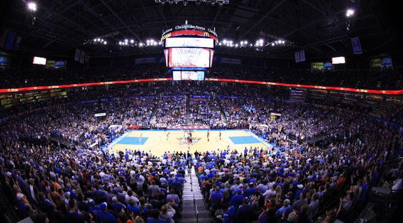 O Que Fazer em Oklahoma em Nova York: Chesapeake Energy Arena