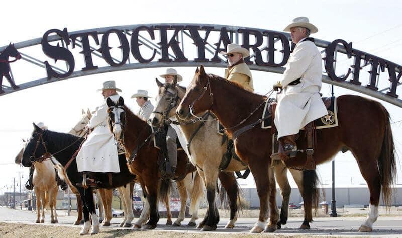 O Que Fazer em Oklahoma em Nova York: Historic Stockyards City