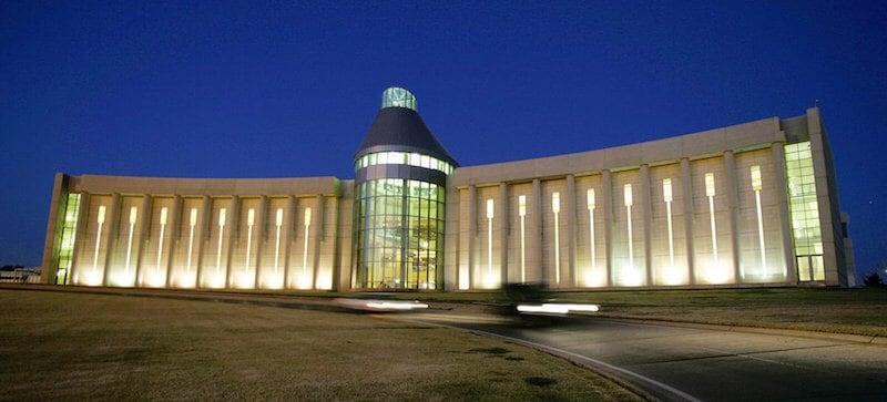 O Que Fazer em Oklahoma em Nova York: Oklahoma History Center