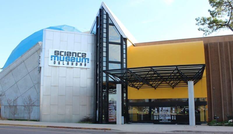 O Que Fazer em Oklahoma em Nova York: Science Museum Oklahoma