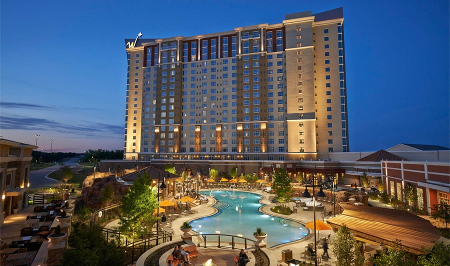 Hotéis em Oklahoma