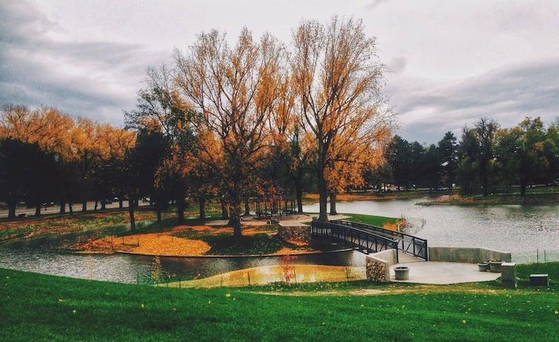 O Que Fazer em Salt Lake City em Utah: Liberty Park