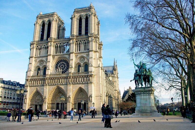O que fazer em Paris: Catedral de Notre Dame