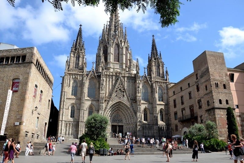 O que fazer em Barcelona: La Seu