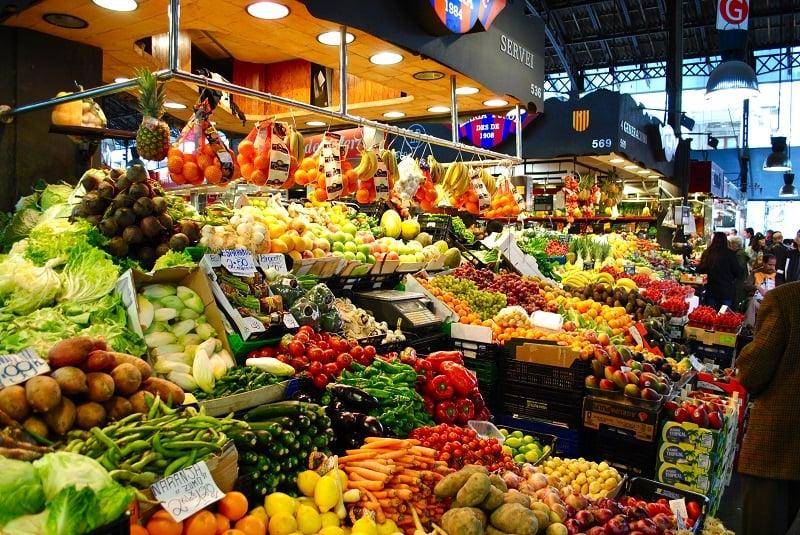 O que fazer em Barcelona: Mercado La Boqueria