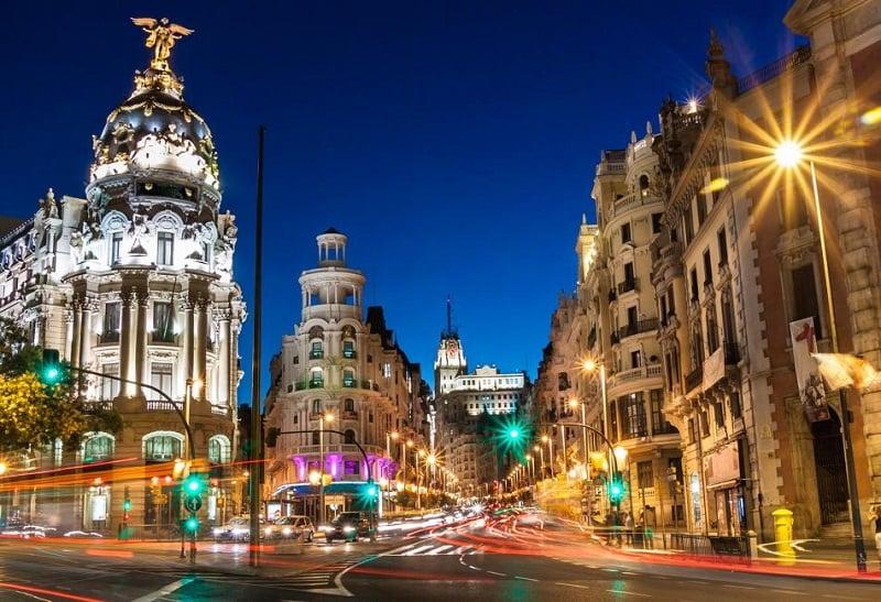 O Que Fazer em Madri na Espanha