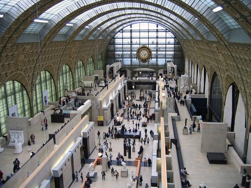 O que fazer em Paris: Museus em Paris