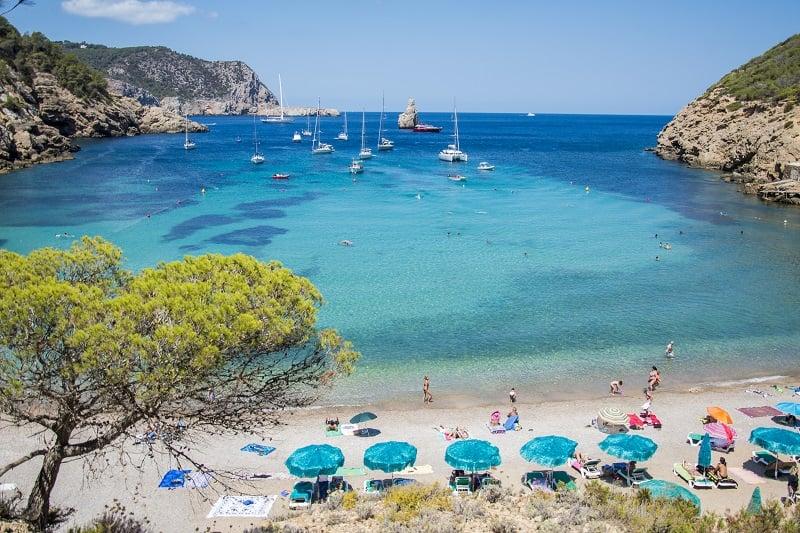 O que fazer em Ibiza: Praias em Ibiza