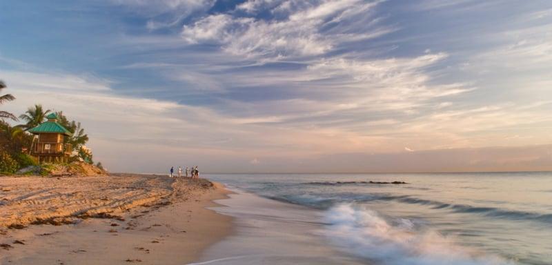 O Que Fazer em Boca Raton: Praias