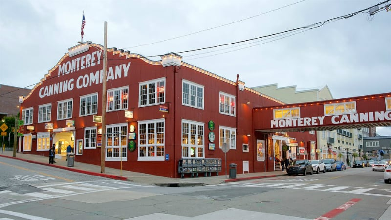 O Que Fazer em Monterey: Cannery Row