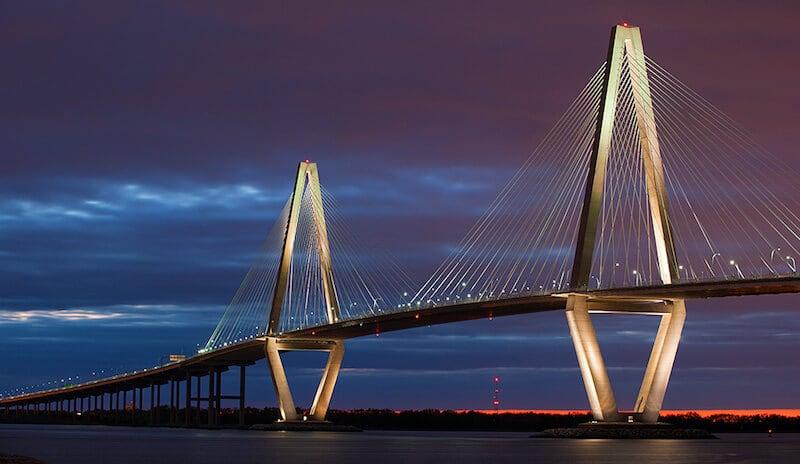 O Que Fazer em Charleston: Arthur Ravenel Jr. Bridge