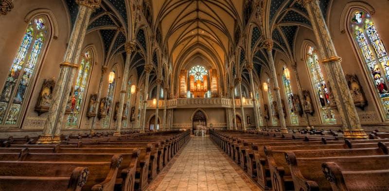 O Que Fazer em Charleston: Cathedral of Saint John the Baptist