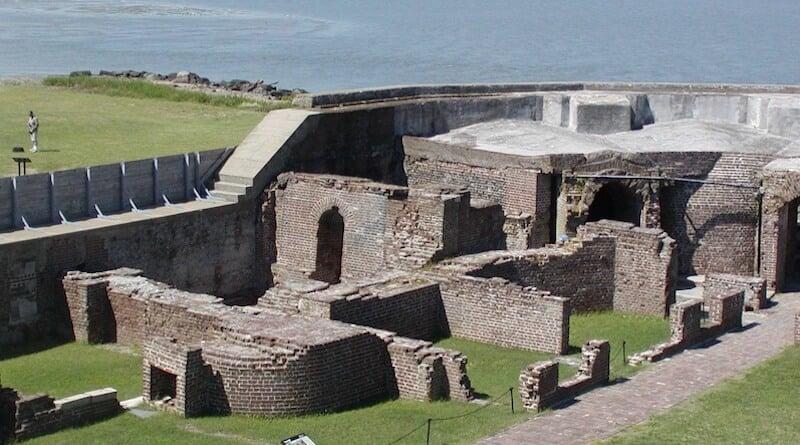 O Que Fazer em Charleston: Fort Sumter National Monument