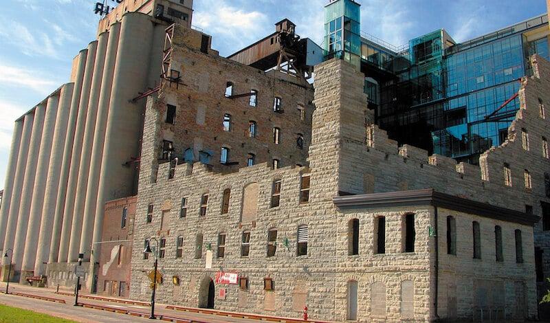 O Que Fazer em Minneapolis: Mill City Museum