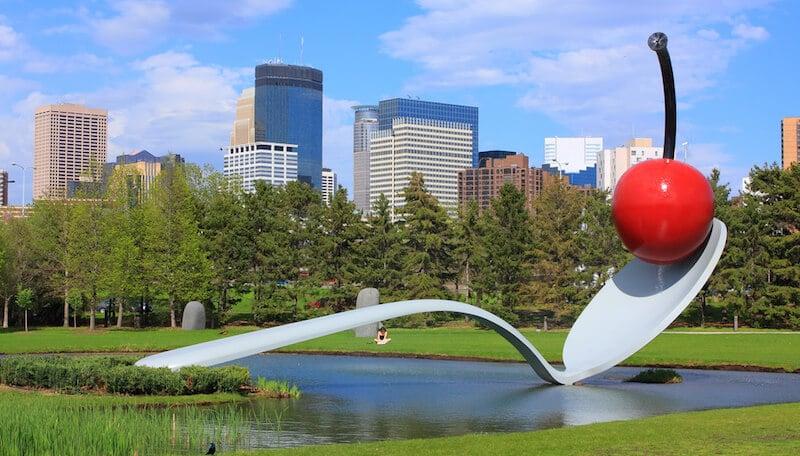 O Que Fazer em Minneapolis: Minneapolis Sculpture Garden