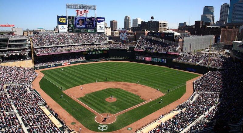 O Que Fazer em Minneapolis: Target Field
