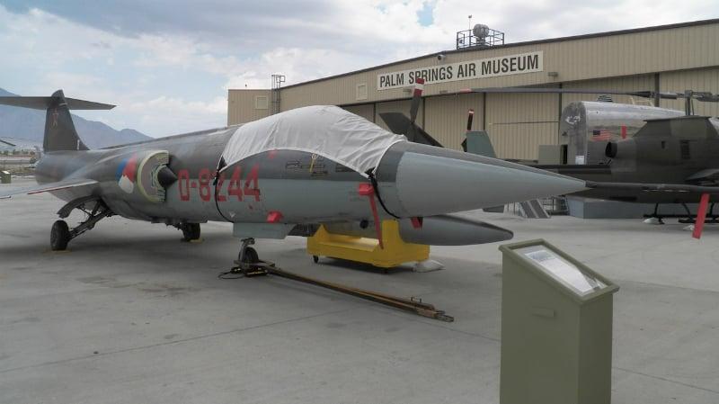 O Que Fazer em Palm Springs: Air Museum