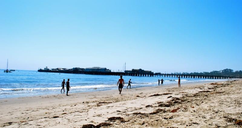 O Que Fazer em Santa Barbara: Praias