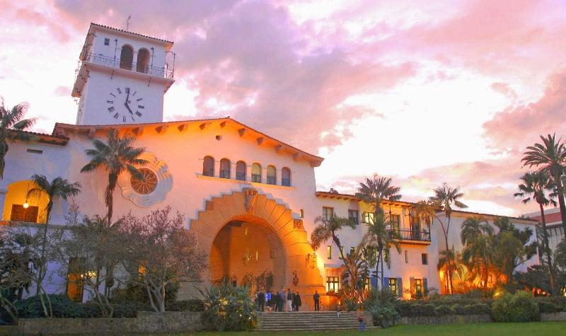 O Que Fazer em Santa Barbara: Santa Barbara Courthouse