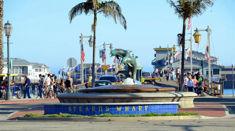 O Que Fazer em Santa Barbara: Stearns Wharf