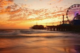 O Que Fazer em Santa Monica na Califórnia