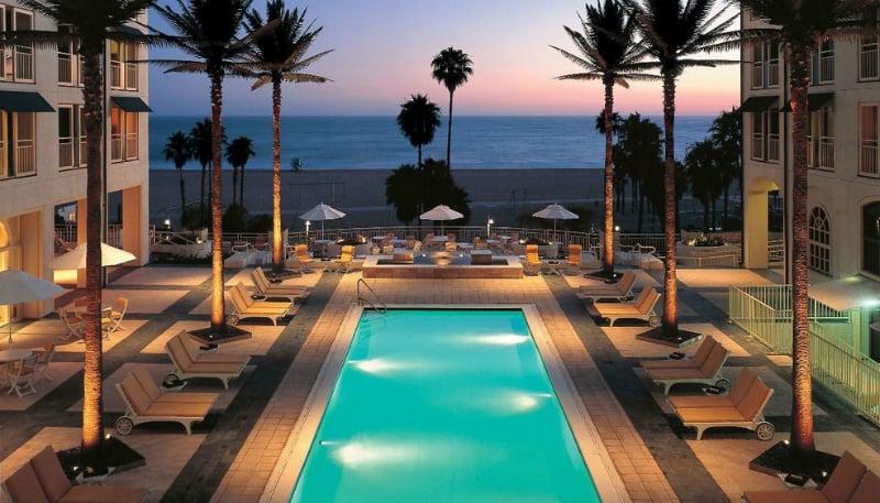 Hotéis em Santa Monica