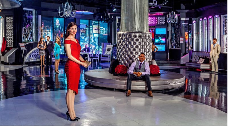 O Que Fazer em Las Vegas: Madame Tussauds