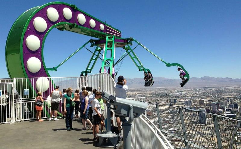 O Que Fazer em Las Vegas: Stratosphere