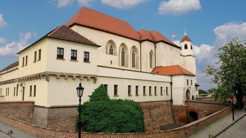 O que fazer em Brno: Castelo