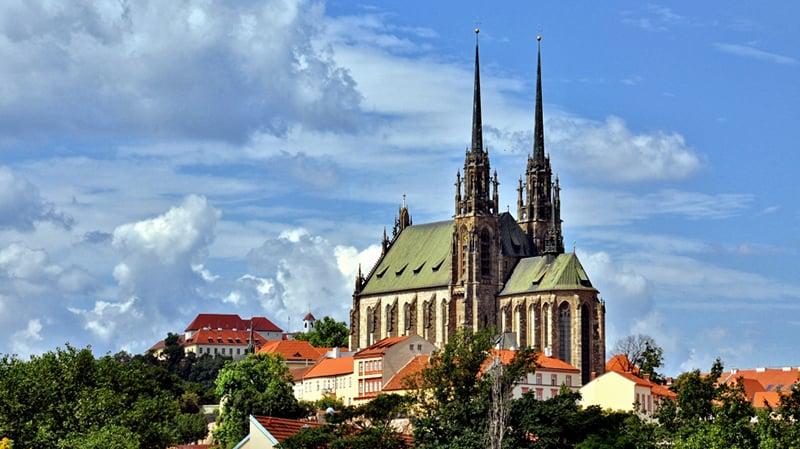 O que fazer em Brno: Catedral