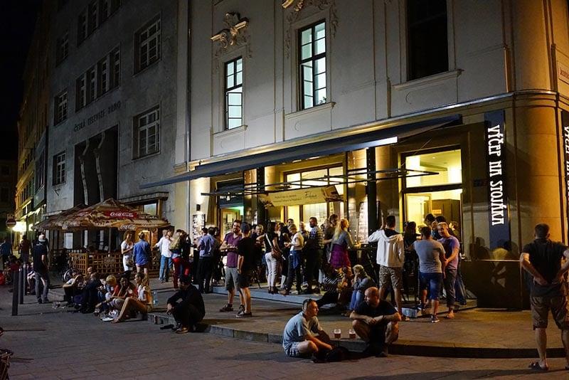 O que fazer em Brno: Passeios Noturnos