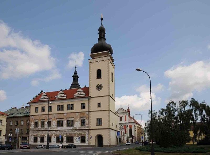 O que fazer em Brno: Prefeitura