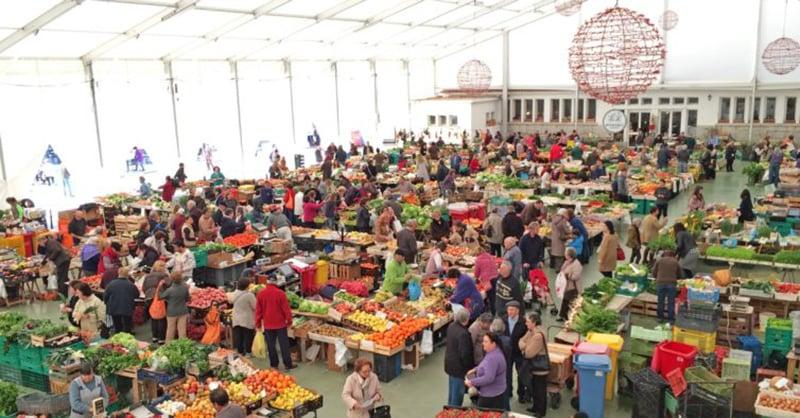 O que fazer em Cascais: Mercado