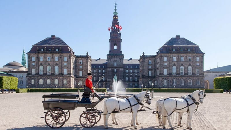 O que fazer em Copenhague: Palácio de Christiansborg