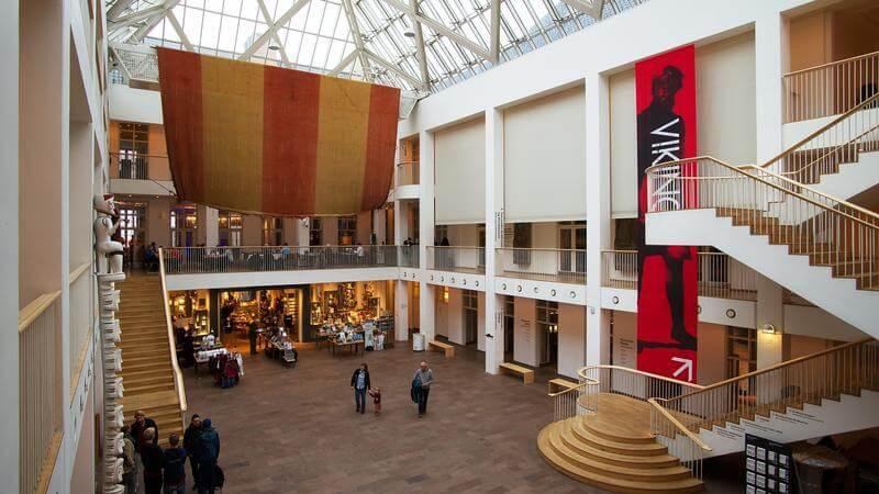 O que fazer em Copenhague: Museu Nacional