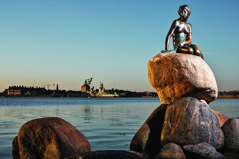 O que fazer em Copenhague: A Pequena Sereia