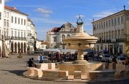 O que fazer em Évora em Portugal