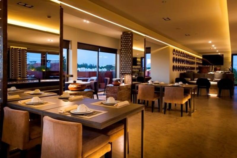 O que fazer em Évora: Restaurante 5 Amêndoas