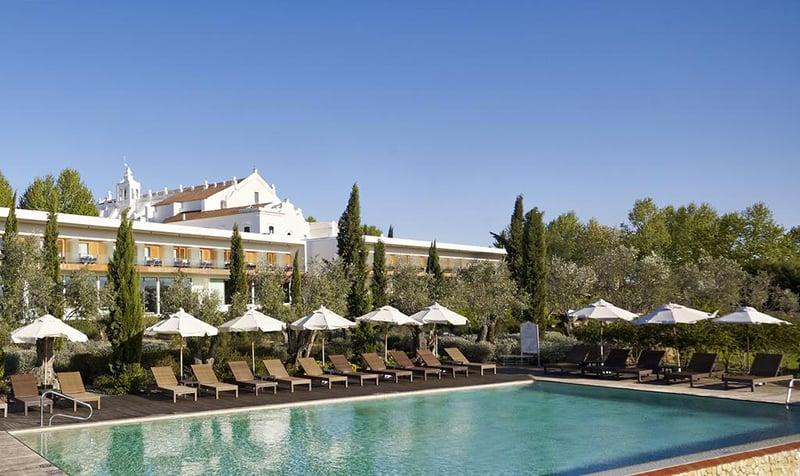 O que fazer em Évora: Hotel