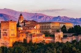 O Que Fazer em Granada na Espanha