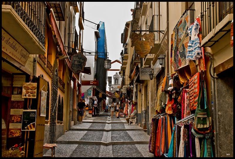 O que fazer em Granada: Albaicin