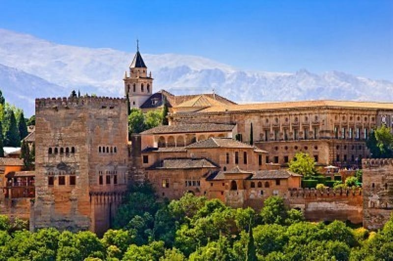 O que fazer em Granada: Alhambra