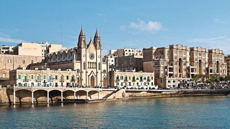 O que fazer em Malta: St. Julian`s