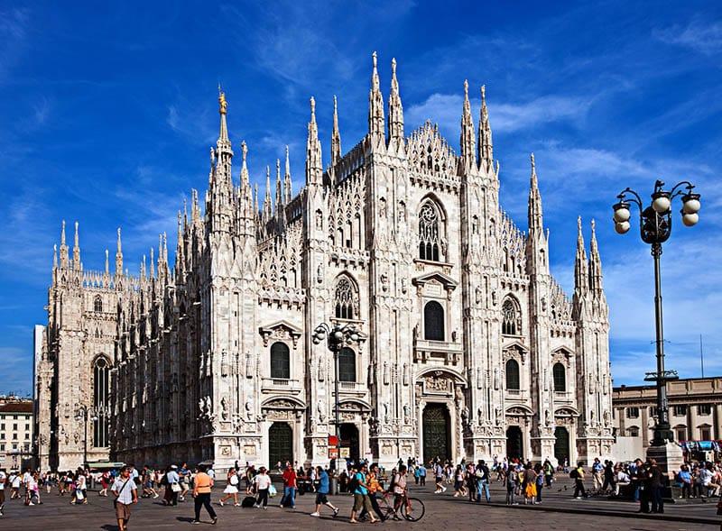 O que fazer em Milão: Duomo